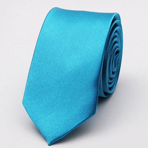 Trendy Stylish Various Candy Colors 5CM Width Tie For Men