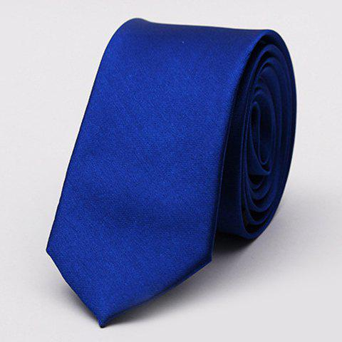Stylish Various Candy Colors 5CM Width Tie For MenACCESSORIES<br><br>Color: SAPPHIRE BLUE; Type: Neck Tie; Group: Adult; Tie Type: Neck Tie; Style: Fashion; Pattern Type: Solid; Material: Polyester; Width(CM): 5CM; Length(CM): 140CM; Weight: 0.060kg; Package Contents: 1 x Tie;