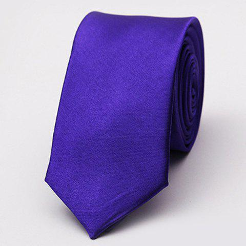 New Stylish Various Candy Colors 5CM Width Tie For Men