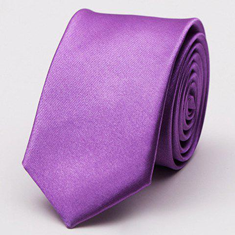 Stylish Various Candy Colors 5CM Width Tie For MenACCESSORIES<br><br>Color: VIOLET ROSE; Type: Neck Tie; Group: Adult; Tie Type: Neck Tie; Style: Fashion; Pattern Type: Solid; Material: Polyester; Width(CM): 5CM; Length(CM): 140CM; Weight: 0.060kg; Package Contents: 1 x Tie;