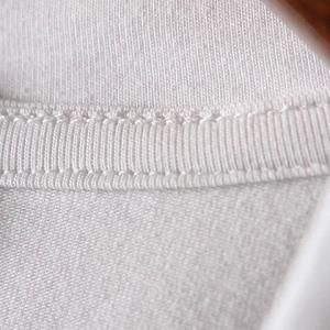 Casual Short Sleeve Face Embroidered Pullover T-Shirt For Women -
