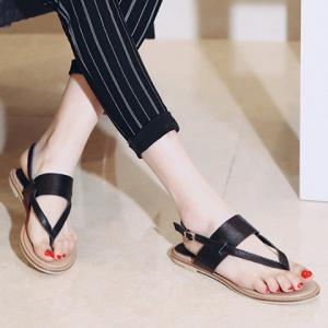 Fashion Flip Flops and Flat Heel Design Sandals For Women -