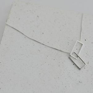 Elegant Solid Color Geometric Necklace For Women -