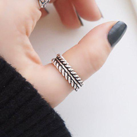 Affordable Vintage Chunky Cuff Ring