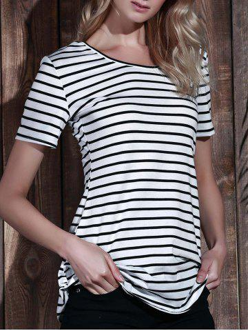 Best Tunic Striped T-Shirt - XL STRIPE Mobile