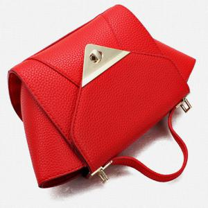 New Arrival PU Leather and Cover Design Tote Bag For Women -