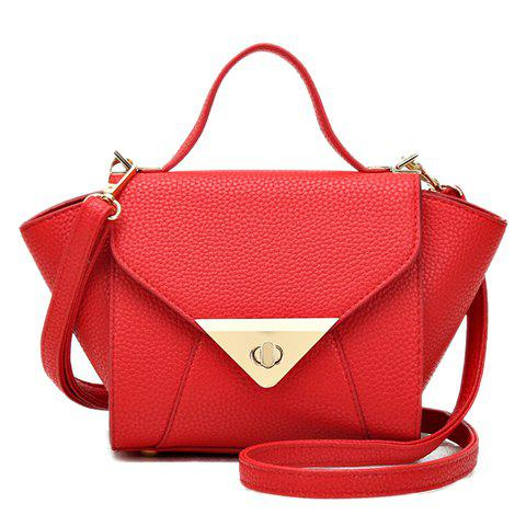 Buy New Arrival PU Leather and Cover Design Tote Bag For Women