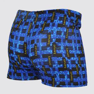 Waterproof Quick-drying Men's Boxers Swimming Trunks -