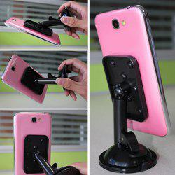 Portable Universal Silicone Sucker Car Holder Bracket For Galaxy GPS IPhone 5/6