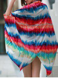 Women's Stylish Colorful Loose Beach Cover-Up