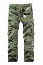 Multi Pockets Military Army Cargo Pants