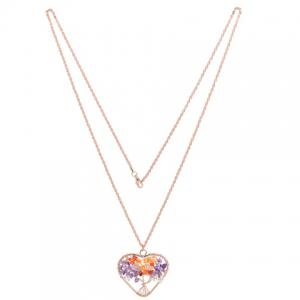 Gorgeous Life Tree Heart Pendant Necklace For Women -