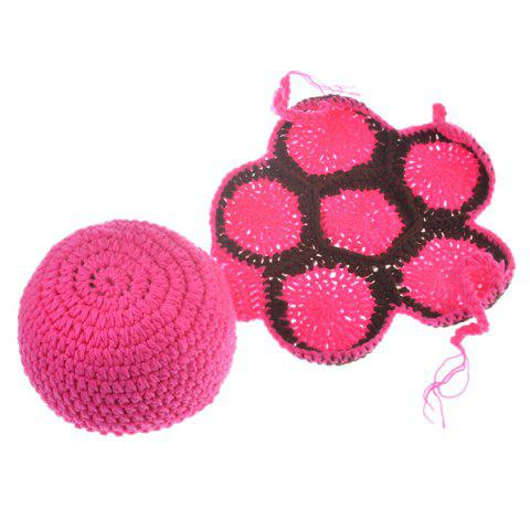 Store Fashion Tortoise Style Handmade Crochet Knitting Beanie Hat Clothes Set For Baby - ROSE  Mobile