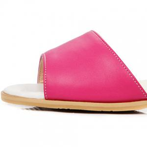 Ladylike Colour Block and Peep Toe Design Sandals For Women - ROSE 39