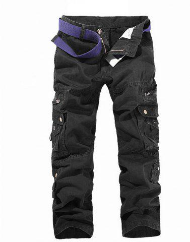Chic Multi Pockets Military Army Cargo Pants