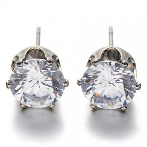 A Suit of Graceful Rhinestone Star Water Drop Earrings For Women -