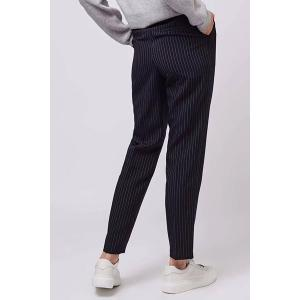 Casual High Waist Striped Pencil Pants For Women -