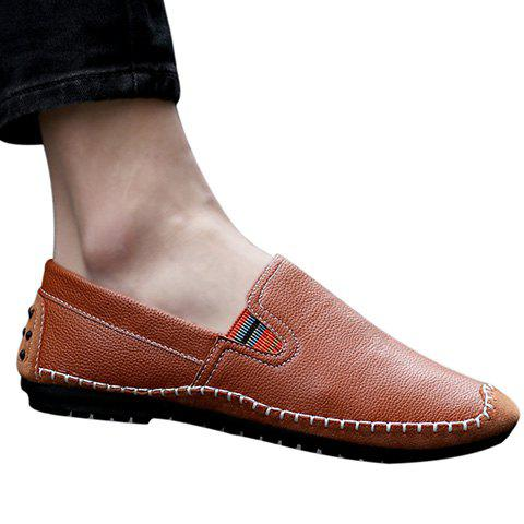 Best Concise Stitching and Splicing Design Casual Shoes For Men