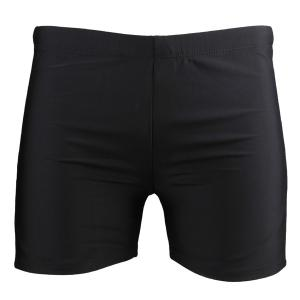 Color Block Plaid Elastic Waist Swimming Trunks For Men -