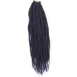 Fashion Long Synthetic Dreadlock Braided Hair Extension For Women