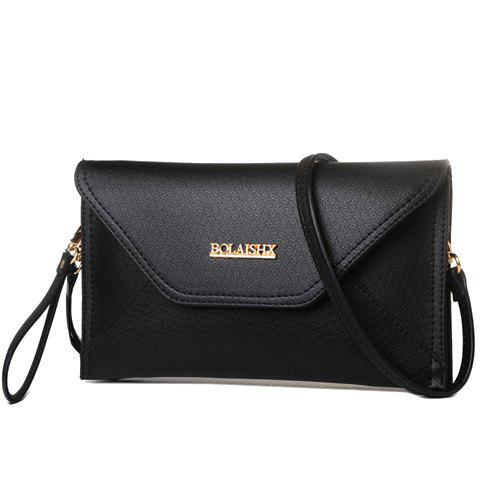 Shop Fashion Cover and Solid Color Design Crossbody For Women