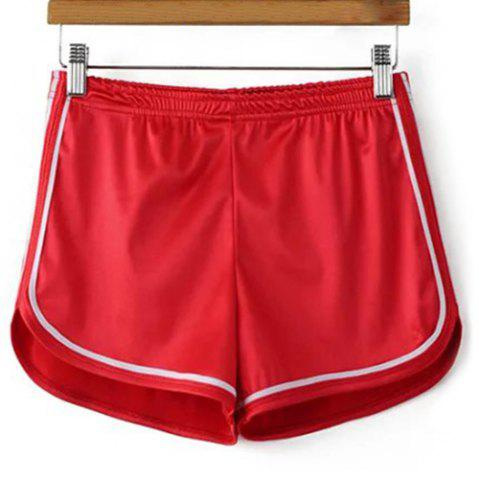 Outfits Sporty Dolphin Running Shorts