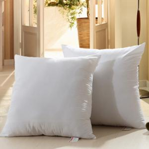 Fashion Solid Color Square Shape PP Pillow Inner (Without Pillowcase) -