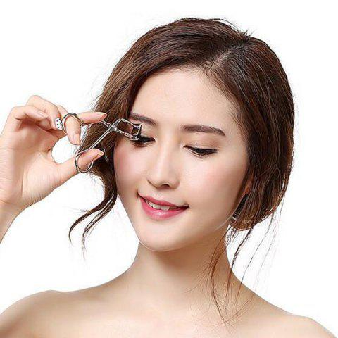 Affordable Stylish Makeup Tool Stainless Steel Local Eyelash Curler
