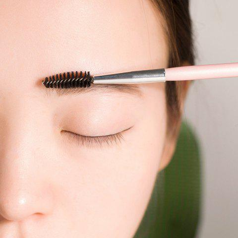 Fancy Stylish Bendable Spiral Nylon Brow Lash Comb