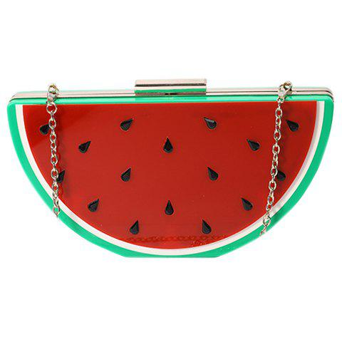 Best Sweet Hasp and Chain Design Evening Bag For Women