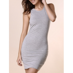 Mini Tank Bodycon Bandage Dress