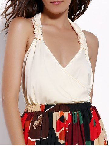 New Brief Sweetheart Neck Lace Spliced Tank Top For Women