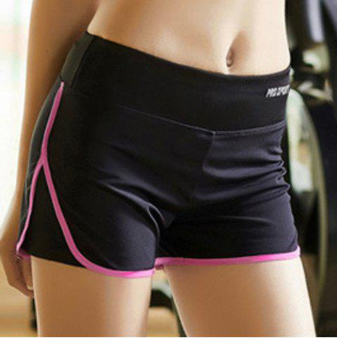 Best Elastic Multicolor Sport Running Shorts