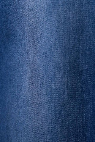 Sale High-Waisted Tapered Jeans - M BLUE Mobile
