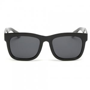 Stylish Black Frame Outdoor Lightweight Sunglasses For Men -