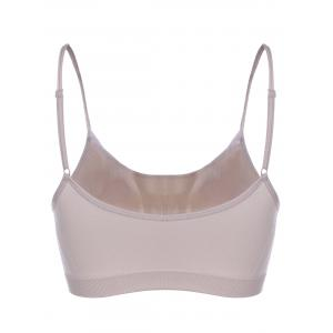 Stylish Women's Solid Color Sport Bra -