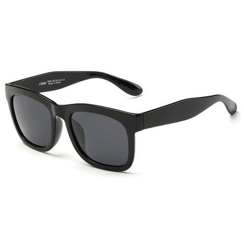 Outfit Stylish Black Frame Outdoor Lightweight Sunglasses For Men