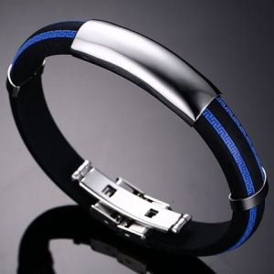Stainless Steel Bracelet - BLUE