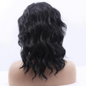 Ladylike Wavy Long Synthetic Women's Lace Front Wig -