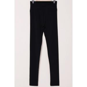 Active High-Waisted Solid Color Skinny Women's Pants -