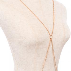 Simple Cross Body Chain -