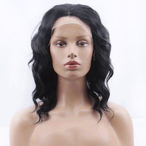 Latest Ladylike Wavy Long Synthetic Women's Lace Front Wig