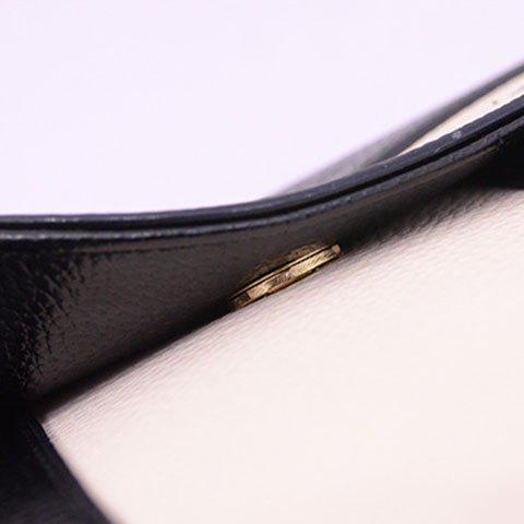 Trendy Casual Cover and Color Block Design Crossbody Bag For Women - BLACK  Mobile