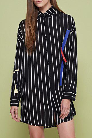 Shop Striped Long Sleeve Shirt
