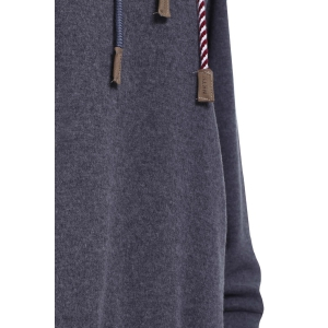 Chic Hooded Long Sleeve Star Hoodie For Women -
