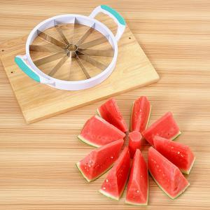 Multifunctional Kitchen Tool Round Shape Watermelon Slicer Fruit Cutter -