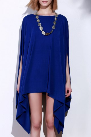 Buy Asymmetric Loose Tunic Casual Dress