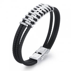 Vintage Layered Alloy Bracelet