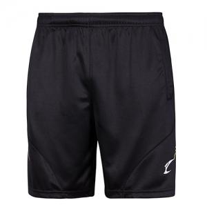 Sports Style Printing Quick Dry Elastic Waist Shorts -
