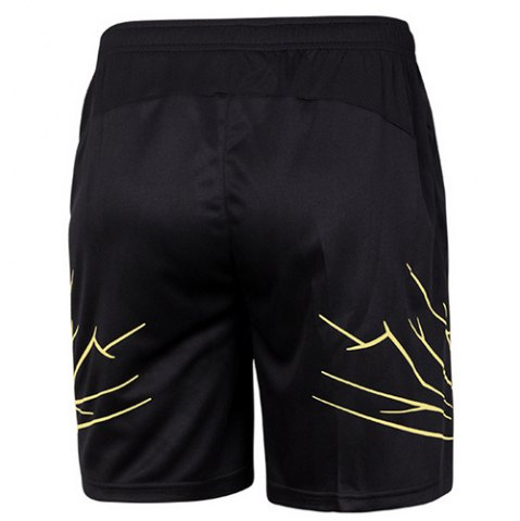 Best Sports Style Printing Quick Dry Elastic Waist Shorts -   Mobile